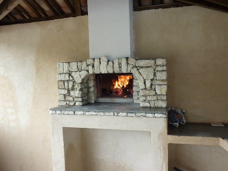 Don gennaro grande forno a legna per pizzeria zio ciro for Forno zio ciro