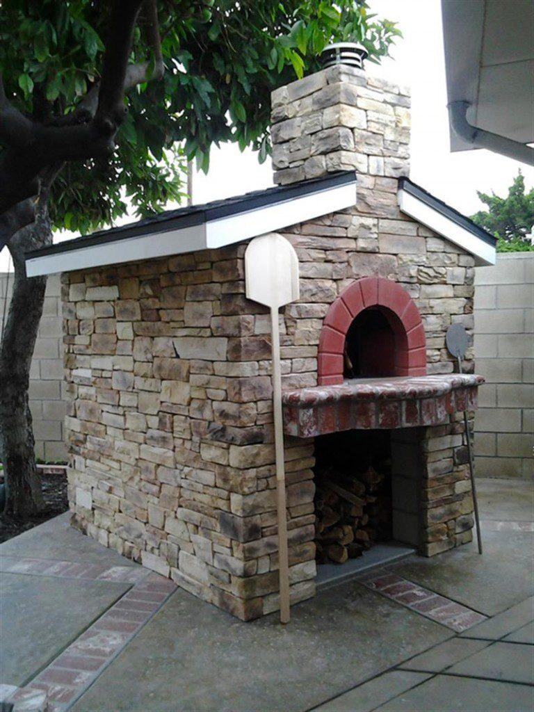 Forni a legna all 39 italiana zio ciro forno a legna per pizza - Forno pizza casa legna ...