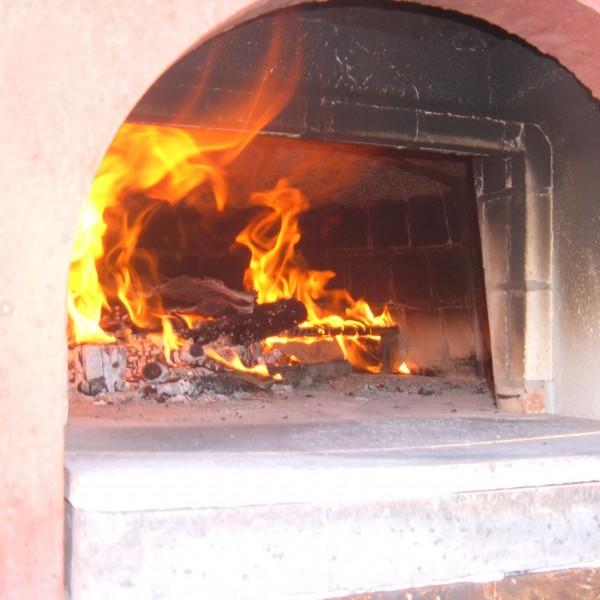 Forno a legna professionale don raffaele zio ciro forni for Forno zio ciro