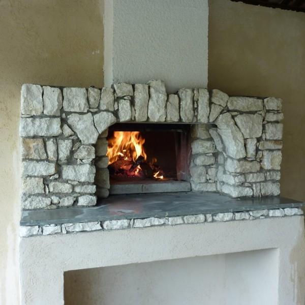 Forno a legna domestico napoli zio ciro forni a legna all 39 italiana - Forno per pizza domestico ...