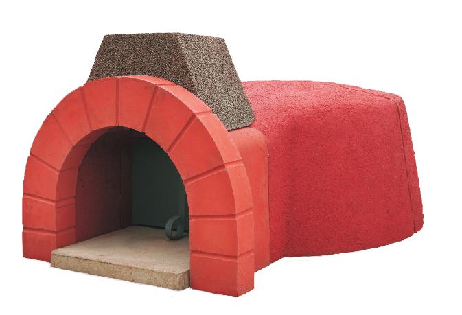 Forno a legna domestico amalfi per pizza zio ciro forni a legna all 39 italiana - Forno per pizza domestico ...