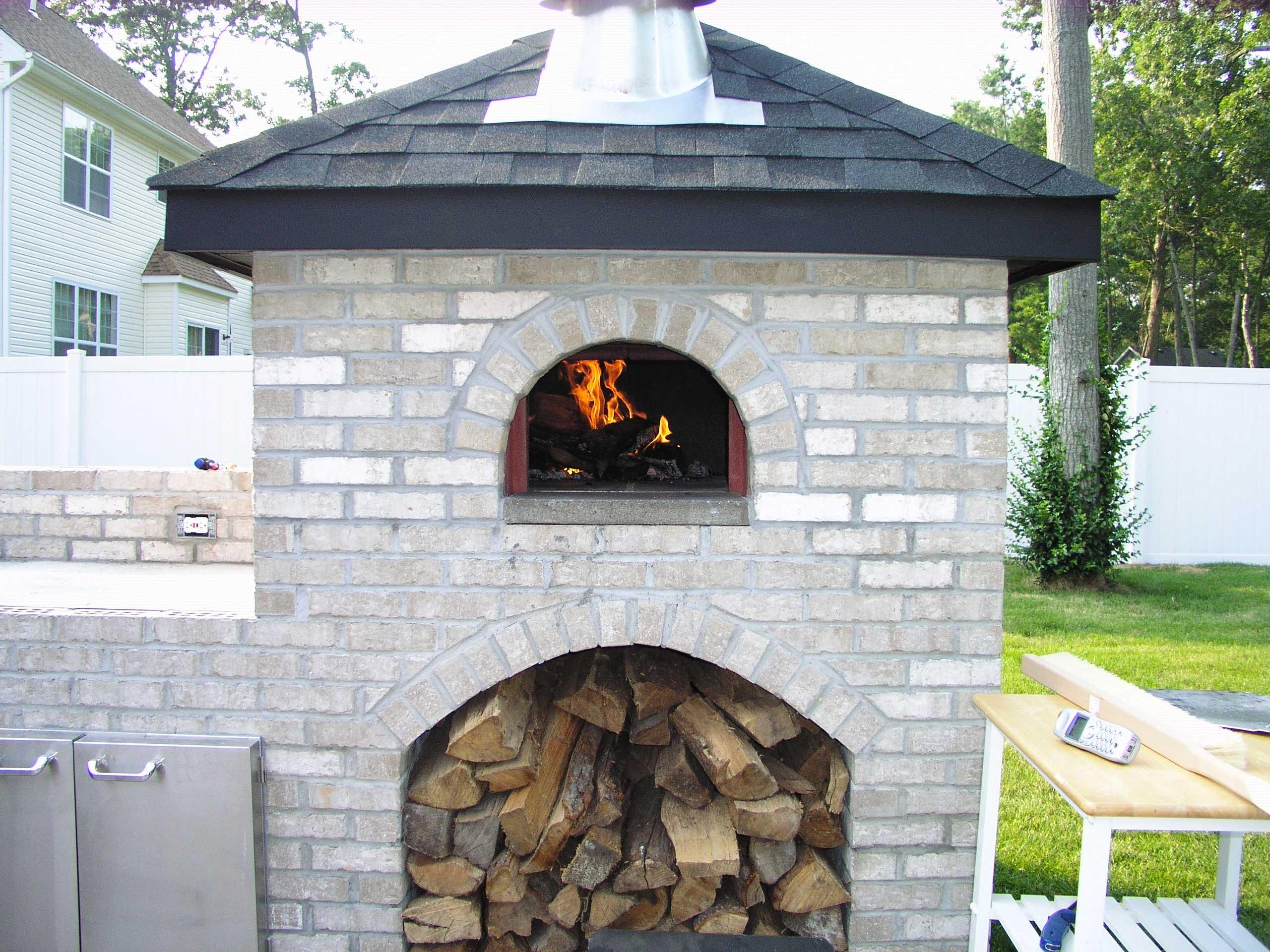 Forno a legna domestico sorrento zio ciro forni a legna all 39 italiana - Forno per pizza domestico ...