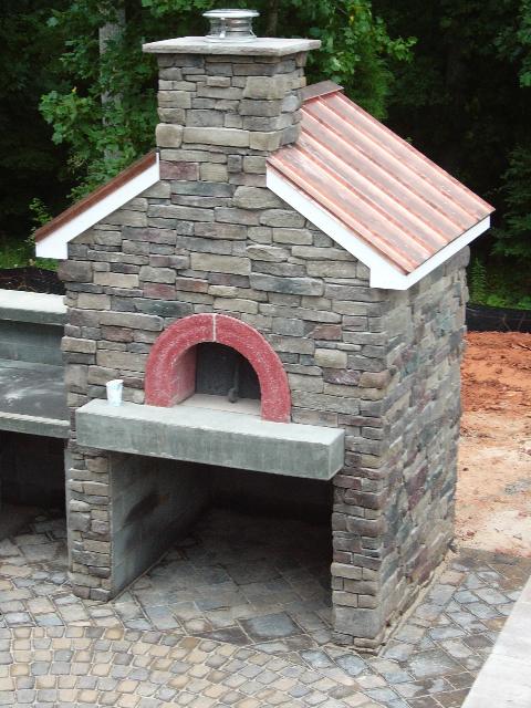 Forno a legna domestico vesuvio per pizza zio ciro forni a legna - Forno per pizza domestico ...